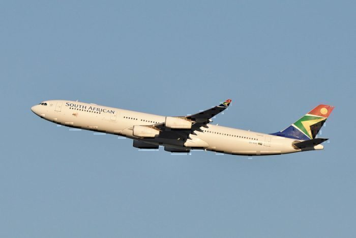 SAA To Retire Its Unsold Airbus A340s By 2021