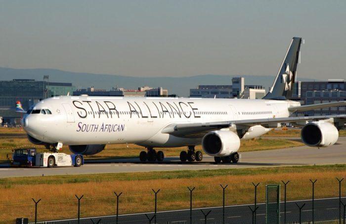 South African Airways, Flight Cancellations, Cash Worries