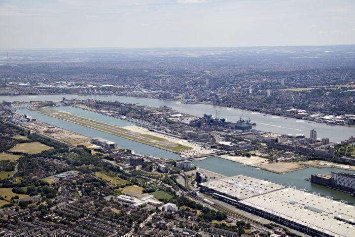 London City Airport, 5 million, passengers