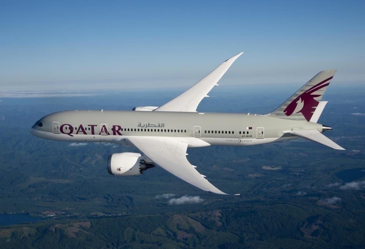 Qatar Lyon flights