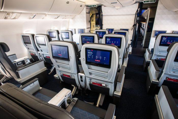 Delta Air Lines IFE