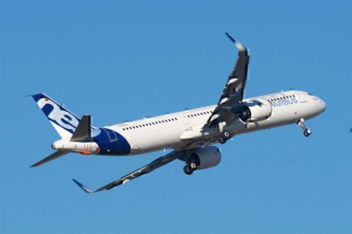 Airbus Industrie A321neo D-AVXA (1)