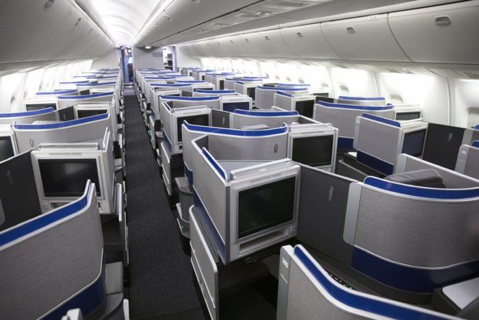 United Polaris Seats
