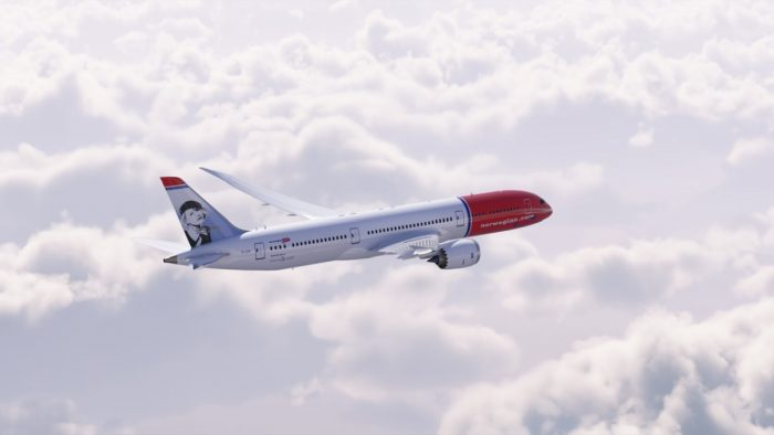 Norwegian 787-9