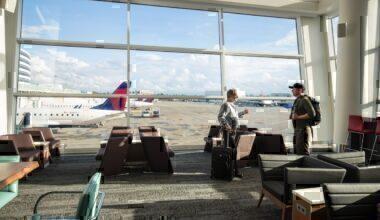 Delta Seattle Sky Club