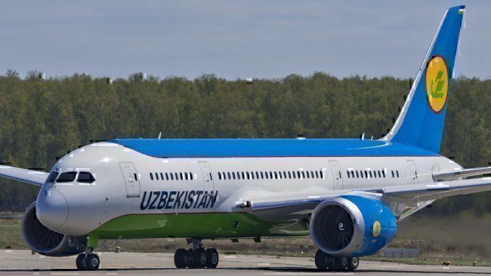 Uzbekistan Airways 787-8