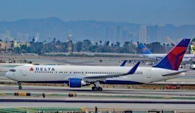 Delta Air Lines Boeing 767-300