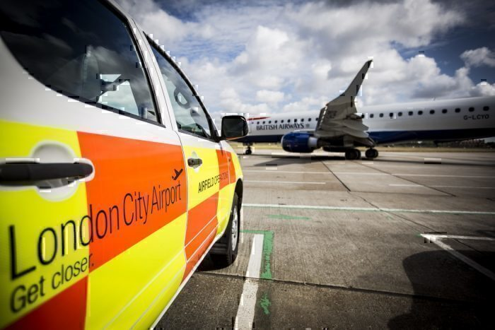 London City Airport, 5 million, passengers