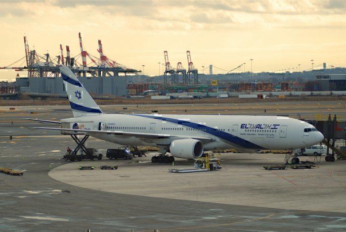 El Al, Boeing 777-200 4X-ECC