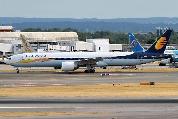 Jet Airways Manchet