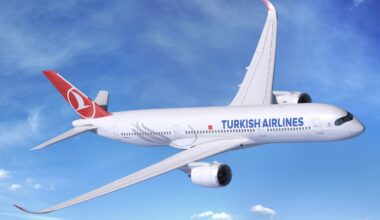 Turkish Airlines Airbus Aircraft