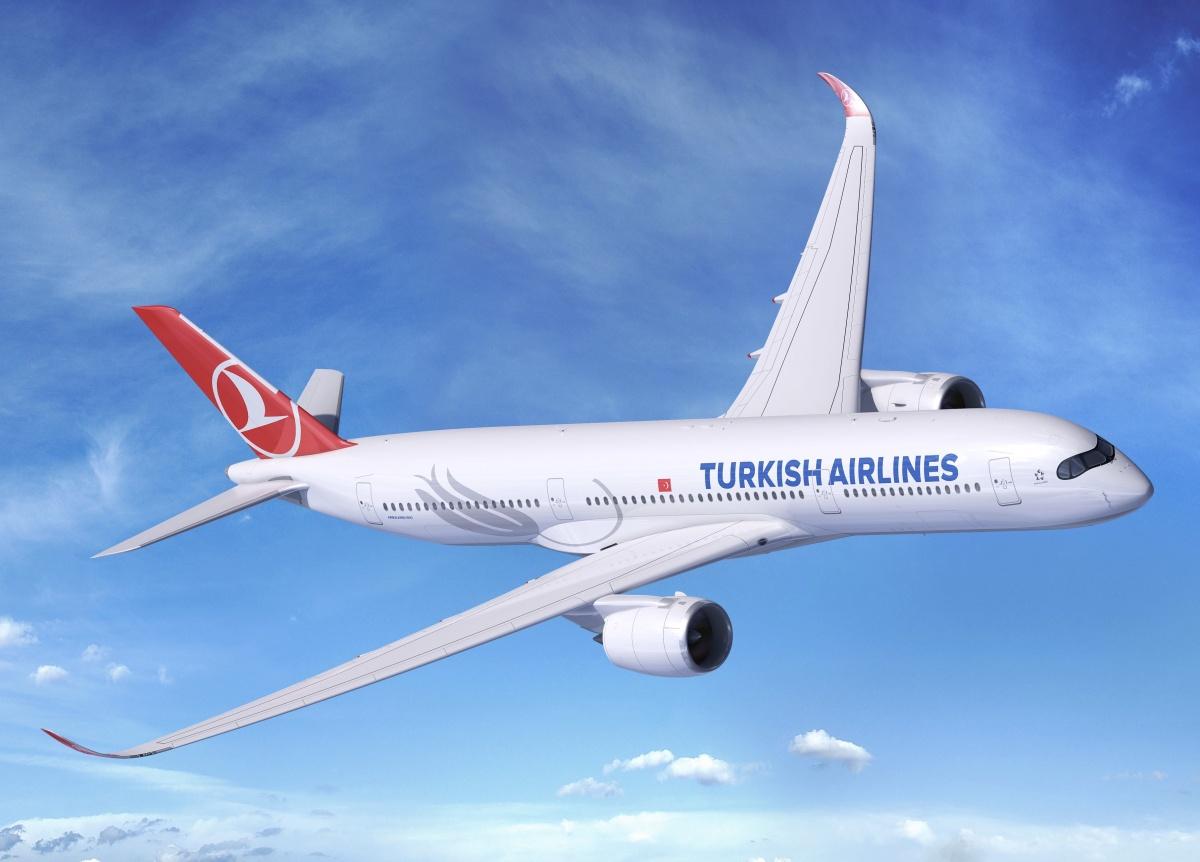 Turkisg Airlines A350XWB