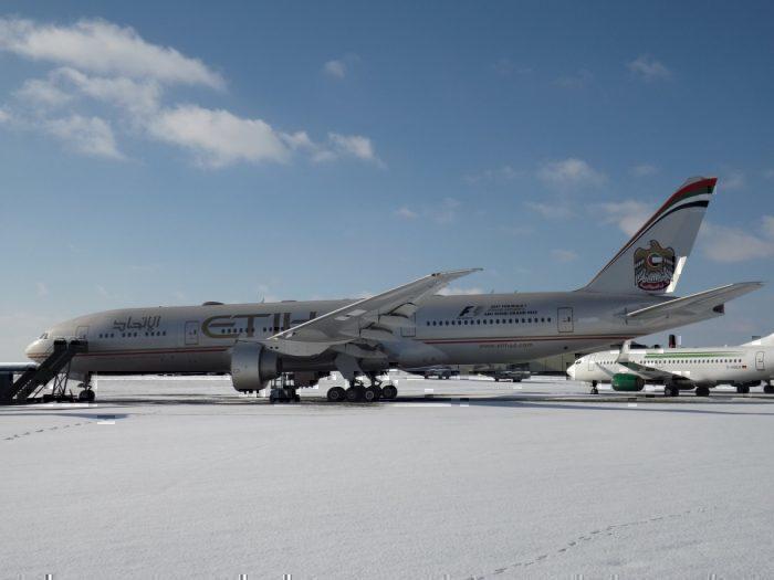Etihad Airways 777-200