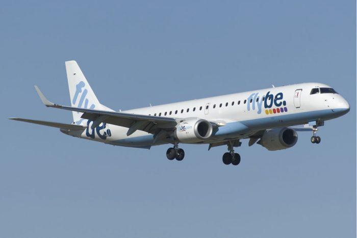 Flybe Embraer Jet
