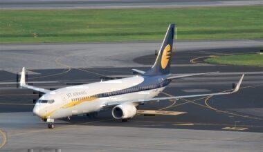 Jet Airways Boeing 737-800