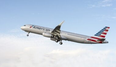 American Airlines Airbus Aircraft