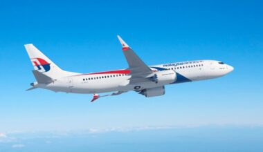 Malaysia Airlines 737 MAX