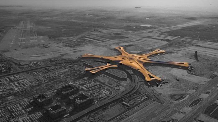 Daxing is Beijings new airport