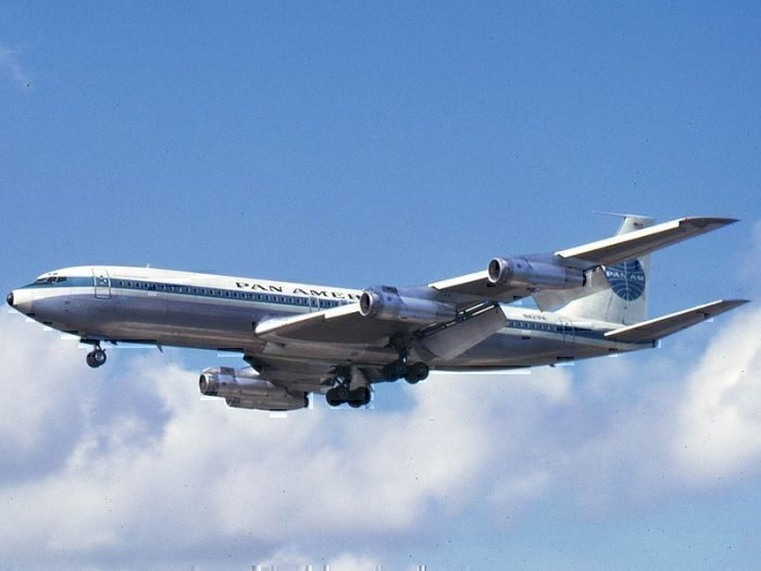 Here Is Why Boeing Made A Special Version Of The 707 For Qantas