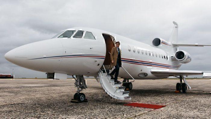 airly-australia-startup-private-jet