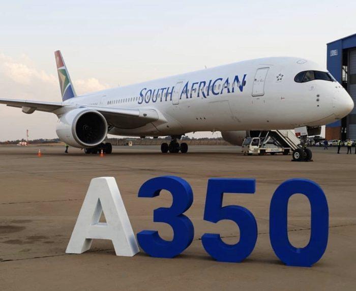 SAA A350-900
