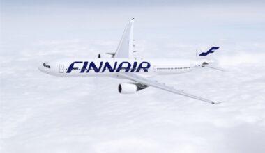Finnair Airbus Aircraft