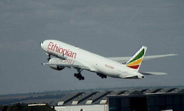 Ethiopian Airlines B777-F6N ET-APU