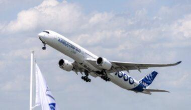 Airbus A350-1000