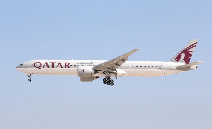 Qatar Airways Boeing 777-300ER