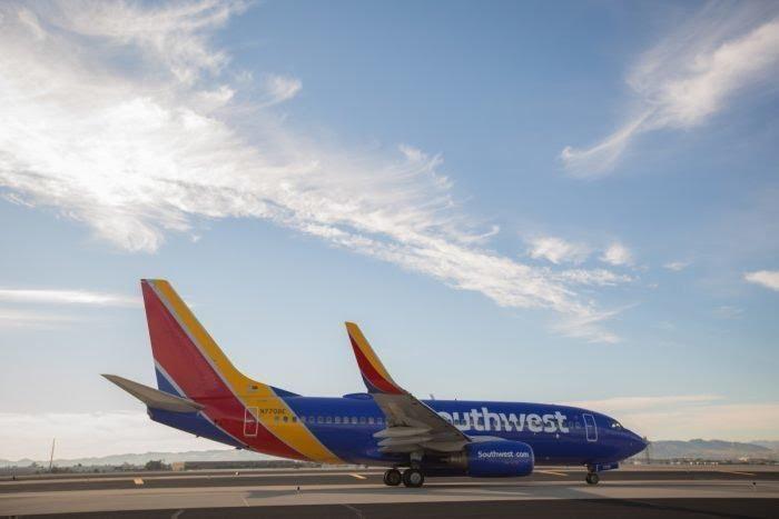 Southwest 737-700