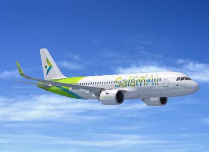 SalamAir A320neo