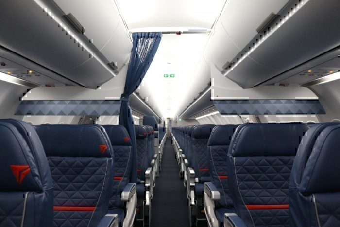 Delta's New A321neo First Class Seat: Everything You Need To Know