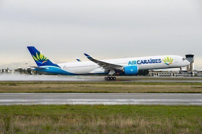 A350-1000-Air-Caraibes