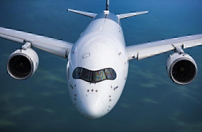 Hi Fly A350