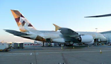 Airbus A380, Etihad