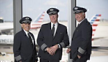 AA pilots sue china