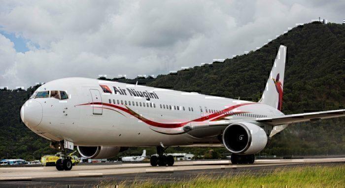 air Niugini boeing 737 MAX