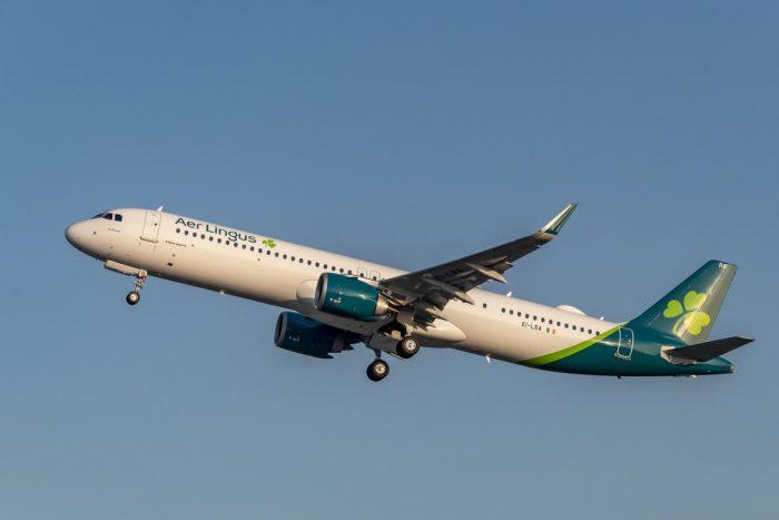 Airbus, A321LR Delays, Aer Lingus
