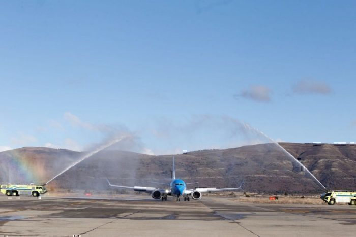Aerolineas Argentinas 737 MAX