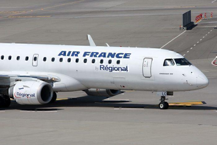 Air France Embraer E190