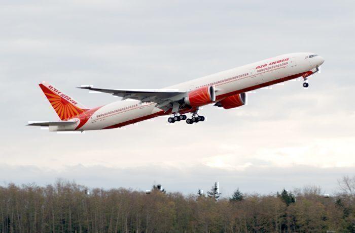 Air India 777-300ER VT-ALL