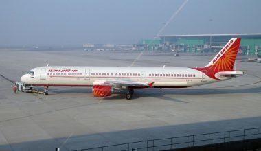 Air India Airbus A321-211 VT-PPN