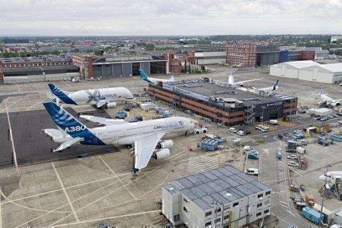 Airbus, BelugaXL, First Flight