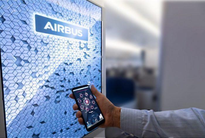 Airbus IOT testing