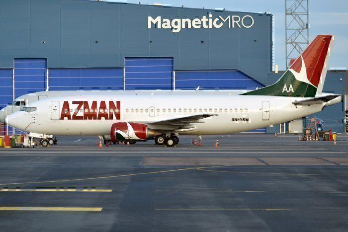 Nigeria's Azman Air Aquires Former Virgin Atlantic Airbus A340