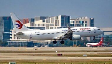 China Eastern Boeing 737