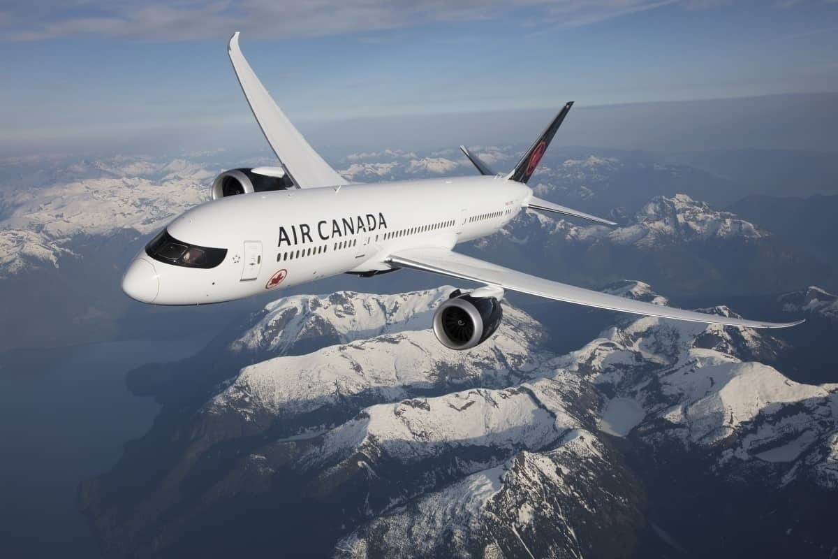 Air Canada's Financing Deal Now Worth Over $1 Billion