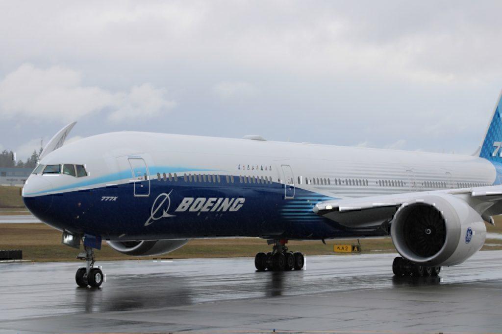 777x vs A350