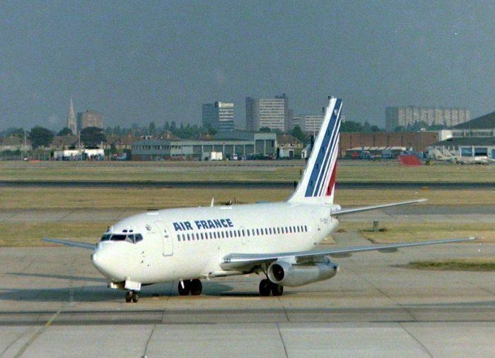 Air France, 737-200