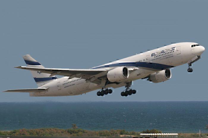 Boeing 777, El Al, 4X-ECC